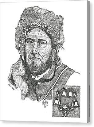 Joe Meek Canvas Print