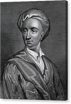 John Arbuthnot Canvas Print