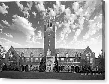 John Carroll University Administration Building Canvas Print by University Icons