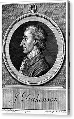 John Dickinson (1732-1808) Canvas Print