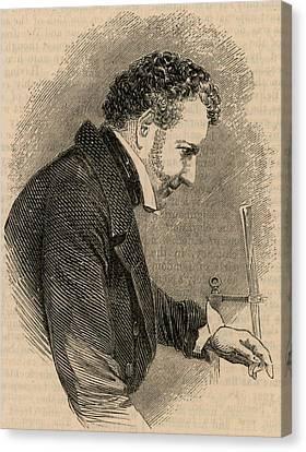 John Frederic Daniell Canvas Print