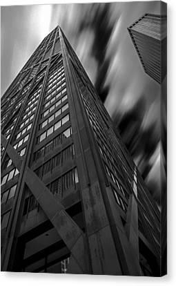 John Hancock Building 73a7300 Canvas Print by David Orias