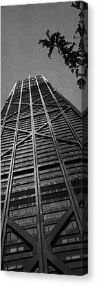 John Hancock Building Canvas Print