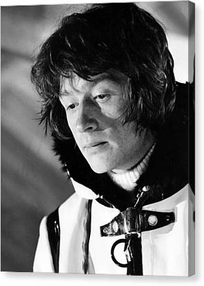 John Hurt In Mr. Forbush And The Penguins  Canvas Print by Silver Screen