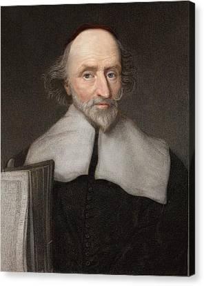 John Knox Canvas Print by Paul D Stewart