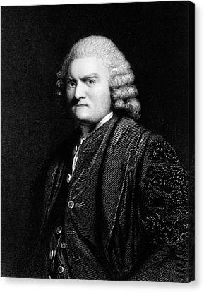 John Pringle Canvas Print by National Library Of Medicine