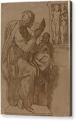 John Skippe After Michelangelo British, 1742 - 1812 Canvas Print