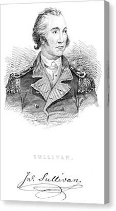 John Sullivan (1740-1795) Canvas Print by Granger