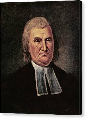 John Witherspoon (1723-1794) Canvas Print by Granger