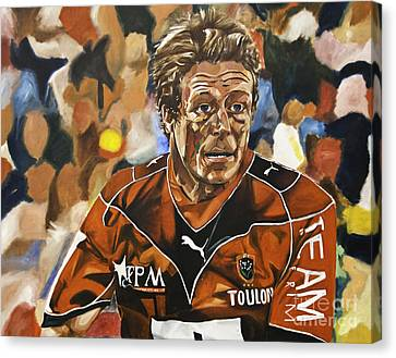 Jonny Wilkinson Canvas Print