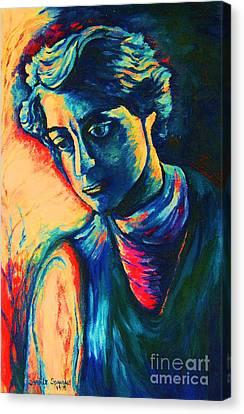 Joseph The Dreamer Canvas Print