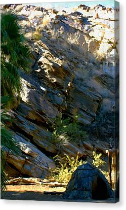 Joshua Tree National Monument Canvas Print by Barbara Snyder