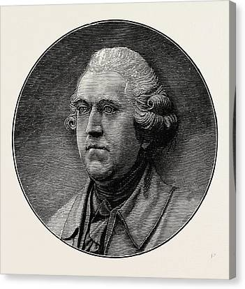 Josiah Wedgwood 12 July 1730 3 January 1795 Was An English Canvas Print by English School