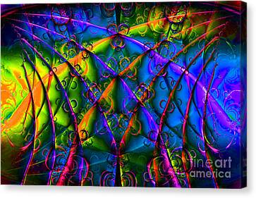 Journey 20130511v1 Canvas Print by Wingsdomain Art and Photography