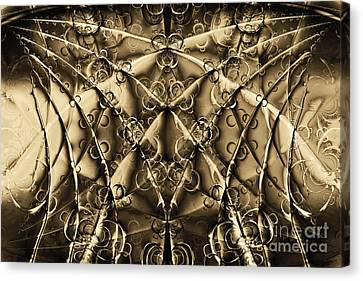 Journey 20130511v2 Canvas Print by Wingsdomain Art and Photography