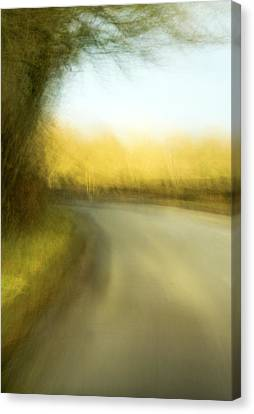 Journey Canvas Print by Natalie Kinnear