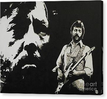 Journeyman Canvas Print by ID Goodall