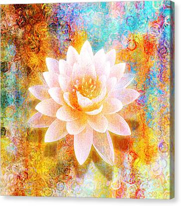 Joy Of Life Canvas Print by Jaison Cianelli