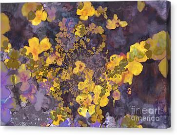Joyous Meadow 2 Canvas Print