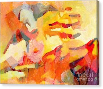 Joyride Canvas Print by Lutz Baar