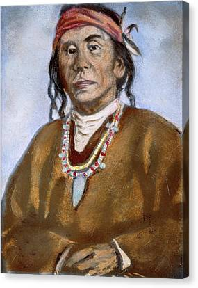 Juan Rey Abeita (1848-?) Canvas Print by Granger