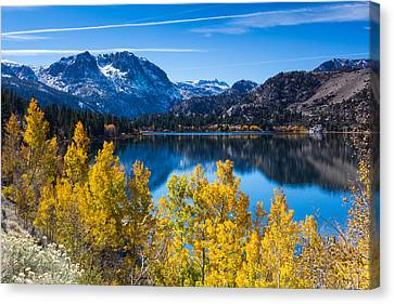 June Lake Canvas Print