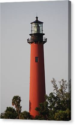 Jupiter Lighthouse Canvas Print by George Mount