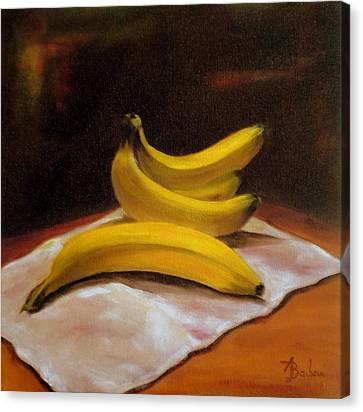 Just Bananas Canvas Print