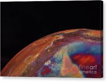 Fifth Dimensional Earth Canvas Print