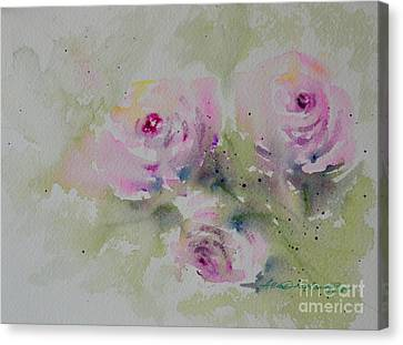 Just For You. #12 Canvas Print