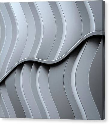 Bent Canvas Print - Just Form,no Function by Artistname