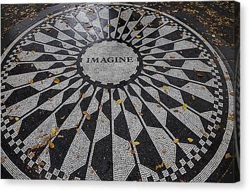 Just Imagine Canvas Print