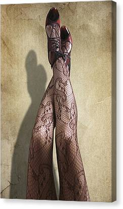 Just Legs Canvas Print by Svetlana Sewell
