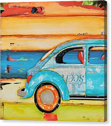 Just Roll With It Canvas Print by Danny Phillips