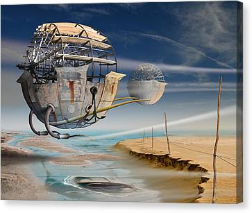 K202 Canvas Print by Radoslav Penchev