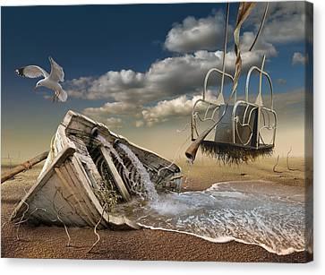 K205 Canvas Print by Radoslav Penchev
