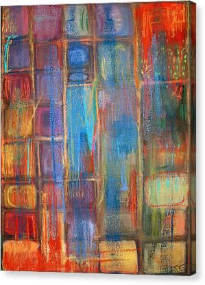 Kachina 1 Canvas Print by Tolere