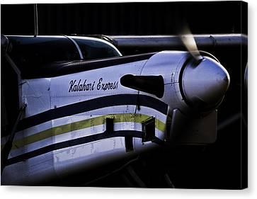 Kalahari Express Canvas Print