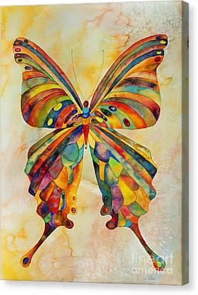 Kaleid Canvas Print by Shannan Peters
