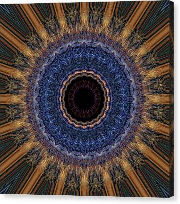 Kaleidoscope 11 Canvas Print by Tom Druin