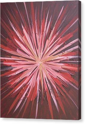 Kaleidoscope Canvas Print by Kate McTavish