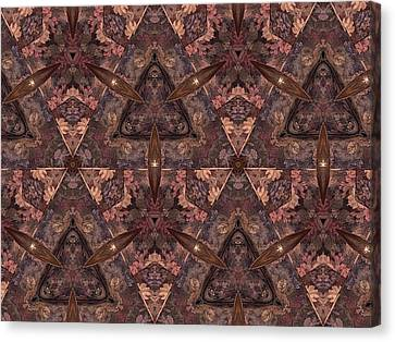 Canvas Print featuring the photograph Kaleidoscope by Michele Kaiser