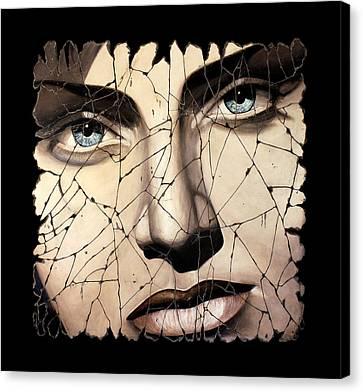 Kallisto Canvas Print by Steve Bogdanoff