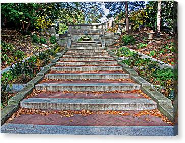 Kalorama Spanish Steps Canvas Print