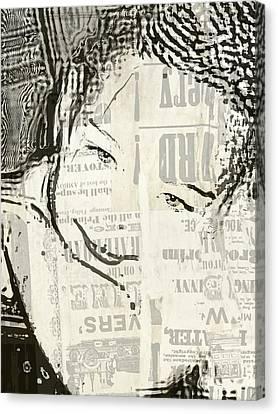KAM Canvas Print by HollyWood Creation By linda zanini