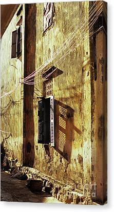Kampot Lane Canvas Print by Rick Piper Photography