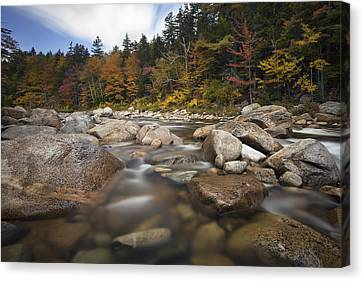 Kanc Colors Canvas Print by Eric Gendron