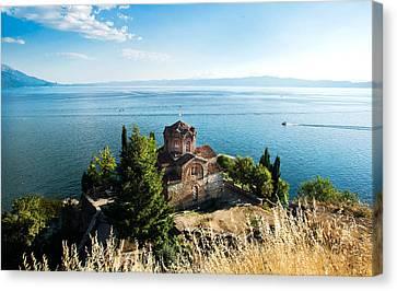 Kaneo - Ohrid Canvas Print by Ivan Vukelic