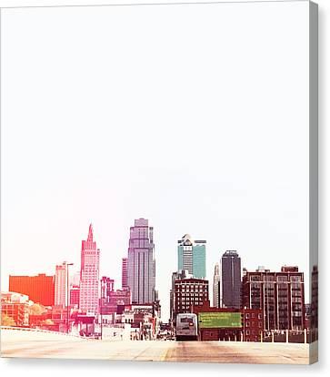Kansas City #2 Canvas Print