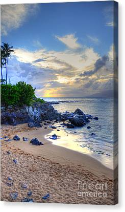 Kapalua Bay Canvas Print